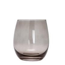 Glas Marseille grå